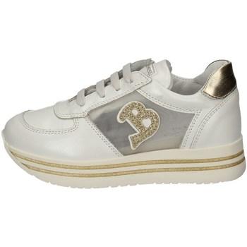 Chaussures Enfant Baskets basses Balducci 30101002 BLANC