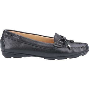 Chaussures Femme Mocassins Hush puppies Slip On Noir