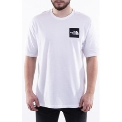Vêtements Homme T-shirts manches courtes The North Face Mos Tee blanc