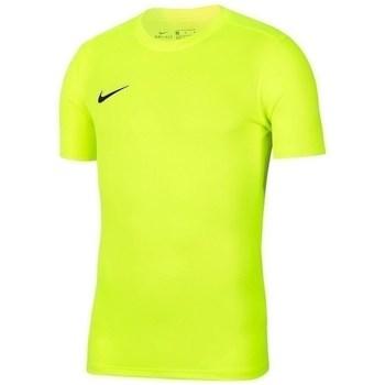 Vêtements Homme T-shirts manches courtes Nike Park Vii Vert clair