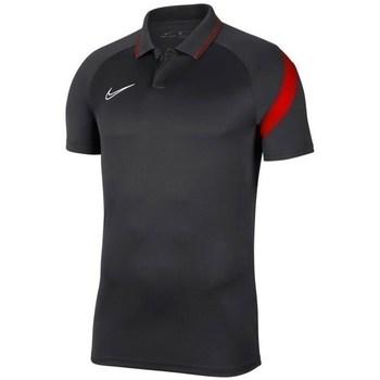 Vêtements Homme Polos manches courtes Nike Dry Academy Pro Noir