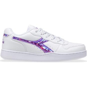 Chaussures Femme Baskets basses Diadora PLAYGROUND WN Blanc