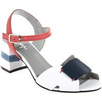 Chaussures Femme Sandales et Nu-pieds Maciejka 04120-11 Blanc