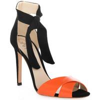 Chaussures Femme Sandales et Nu-pieds Gianni Marra NAPPA ARANCIO Rosso