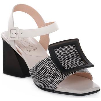 Chaussures Femme Sandales et Nu-pieds Hispanitas PRAGA SAFFIANO Beige