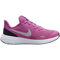 Chaussures Fille Running / trail Nike Revolution 5 GS Rose