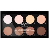 Beauté Femme Enlumineurs Nyx Highlight & Contour Pro Palette 8x2,7 Gr 8 x 2,7 g