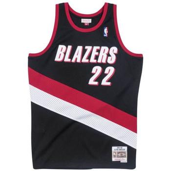 Vêtements Débardeurs / T-shirts sans manche Mitchell And Ness Maillot NBA swingman Clyde Dre Multicolore