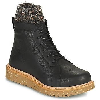Chaussures Femme Boots El Naturalista PIZARRA Noir