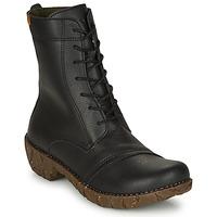 Chaussures Femme Boots El Naturalista YGGDRASIL Noir