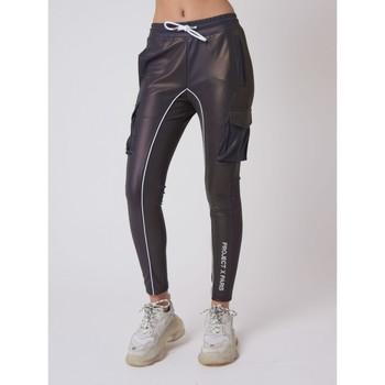 Vêtements Femme Pantalons de survêtement Project X Paris Jogging Gris