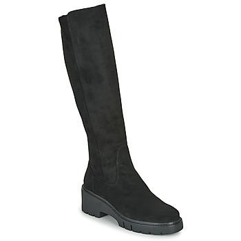 Chaussures Femme Bottes ville Unisa JELIZA Noir