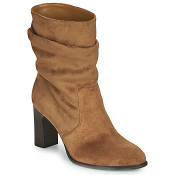 Chaussures Femme Bottines Unisa ULANO Beige