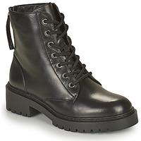 Chaussures Femme Boots Unisa JISPER Noir