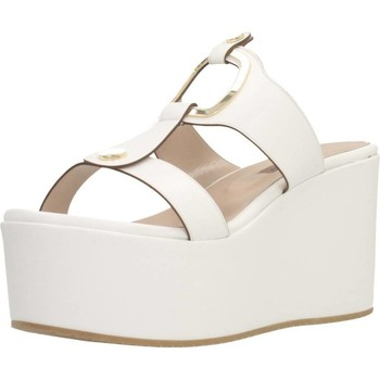 Chaussures Femme Mules Albano 4235 Blanc
