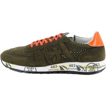 Chaussures Homme Baskets basses Premiata ERIC 4738 Vert