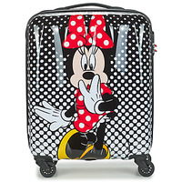 Sacs Valises Rigides American Tourister DISNEY LEGEND DOTS SPINNER 55 CM Multicolore