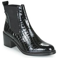 Chaussures Femme Bottines Myma KIOLI Noir