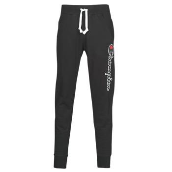Vêtements Homme Pantalons de survêtement Champion HEAVY COMBED COTTON Noir