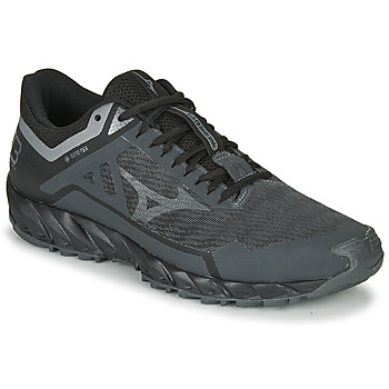 Chaussures Homme Running / trail Mizuno WAVE IBUKI 3 GTX Noir