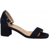 Chaussures Femme Sandales et Nu-pieds Frau CAMOSCIO navy