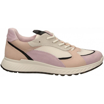 Chaussures Femme Baskets basses Ecco ST1 W blossom-rose