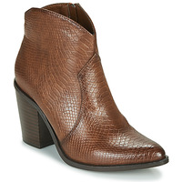 Chaussures Femme Bottines MTNG 50187-C50166 Marron