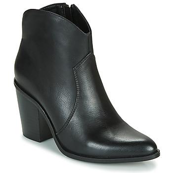 Chaussures Femme Bottines MTNG 50187-C50074 Noir