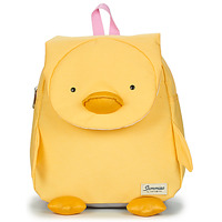 Sacs Enfant Sacs à dos Sammies DUCK DODIE BACKPACK Jaune