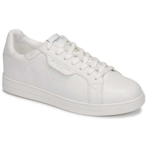 Chaussures Homme Baskets basses MICHAEL Michael Kors KEATING Blanc