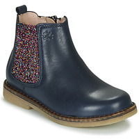 Chaussures Fille Boots Acebo's 5274-MARINO-J Marine