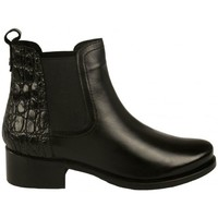 Chaussures Boots Zerimar WHEREWITHAL Noir
