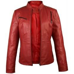 Vêtements Blousons Zerimar PIAMONTE Rouge