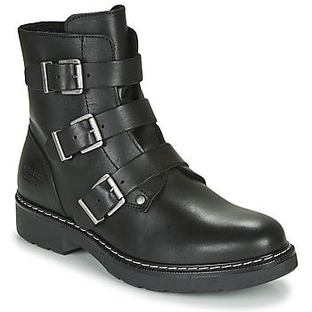 Chaussures Fille Boots Bullboxer AOL520E6L-BLCK Noir