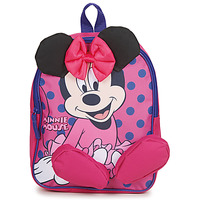 Sacs Fille Sacs à dos Disney BACKPACK MINNIE Rose