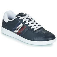 Chaussures Homme Baskets basses Tommy Hilfiger ESSENTIAL CORPORATE CUPSOLE Bleu / Blanc / Rouge