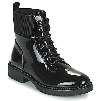 Chaussures Femme Boots Les Petites Bombes AMBELLINE Noir