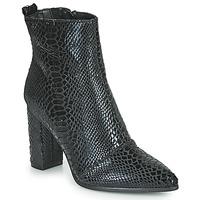 Chaussures Femme Bottines Les Petites Bombes YGRITTE Noir