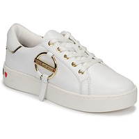 Chaussures Femme Baskets basses Love Moschino JA15043G1B Blanc