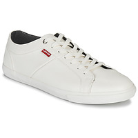 Chaussures Homme Baskets basses Levi's WOODS Blanc