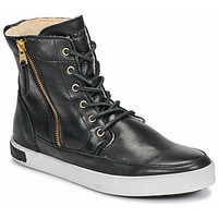 Chaussures Femme Baskets montantes Blackstone  Noir