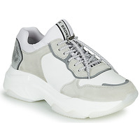 Chaussures Femme Baskets basses Bronx Baisley Blanc