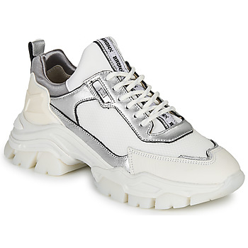 Chaussures Femme Baskets basses Bronx TAYKE OVER Blanc