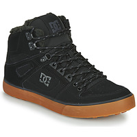 Chaussures Homme Baskets montantes DC Shoes PURE HT WC WNT M Noir