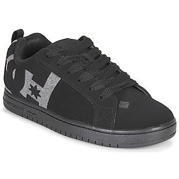 Chaussures Homme Chaussures de Skate DC Shoes COURT GRAFFIK Noir / Gris