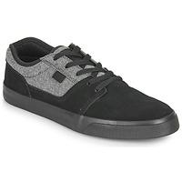 Chaussures Homme Baskets basses DC Shoes TONIK SE Noir / Gris