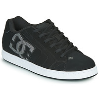 Chaussures Homme Baskets basses DC Shoes NET Noir / Gris