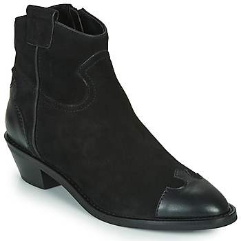 Chaussures Femme Bottines See by Chloé VEND Noir