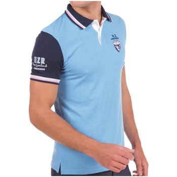 Vêtements Homme Polos manches courtes Camberabero Polo rugby manches courtes adu Gris