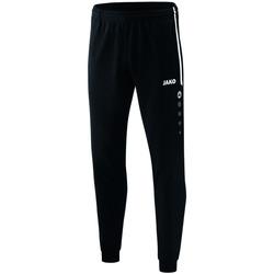 Vêtements Homme Pantalons de survêtement Jako Polyesterhose Competition 2.0 Schwarz